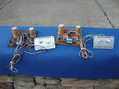 Pair of Marantz HD-660 Speaker Crossovers w/ Potentiometer and knobs - Tested!!