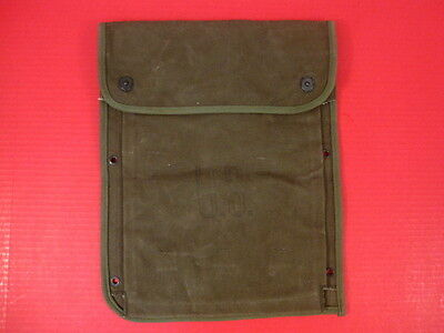 Vietnam Era US Army Canvas Document or Accessory Pouch for the M37 Dodge Truck