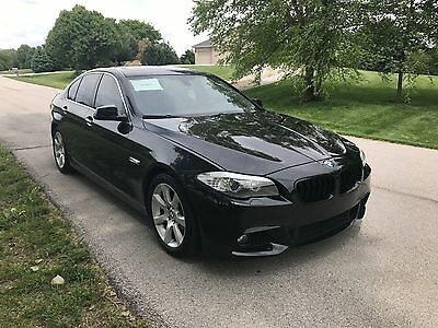 2013 BMW 5-Series  Bad Engine
