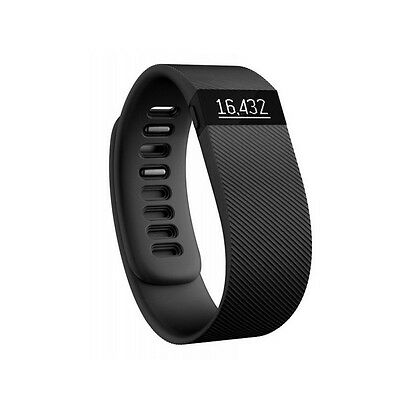 Fitbit Charge Wristband Wireless Activity Fitness Black