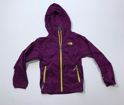 The North Face Girls Jacket Hoodie Size Small (7/8) *EUC*