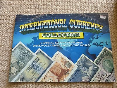 International Currency Collection - Special Edition - Bank Notes