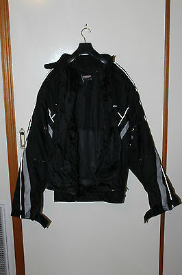 TORQUE Motor Bike Jacket & Pants size XL