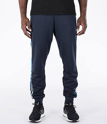 Brand New Large Men's adidas Essential Track Pants Blue