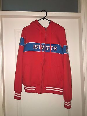 Womens Swifts Netball Jacket