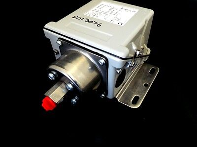 Delta Controls W20312Gp02A Pressure Switch 1 To 20 Lbf/sq.in Pmax 30 Lbf/sq.in