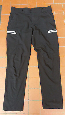 MCLAREN Racing Team Mens Trousers Pants Black Size 36 R
