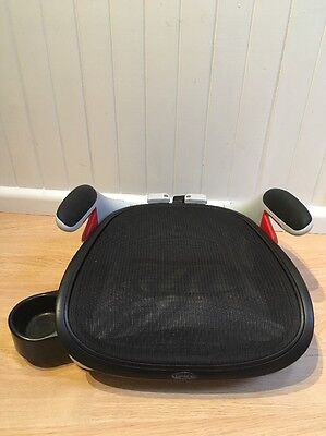 Graco Booster Seat/Very Good Condition. AirBooster Cushion
