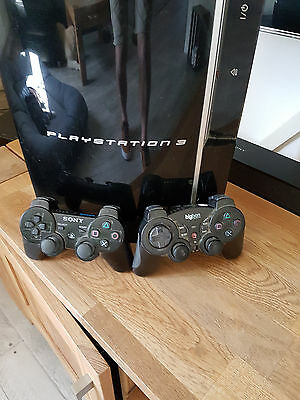 Sony PlayStation 3 80GB Piano Black Spielekonsole (CECHL04 - PAL)