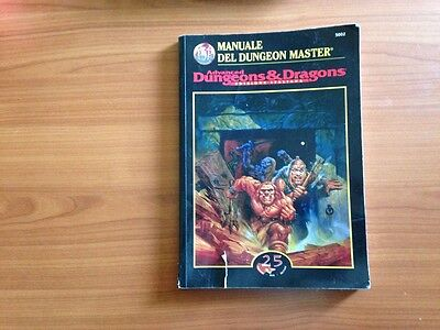 Advance Dungeon & Dragons -Manuale del dungeon master-
