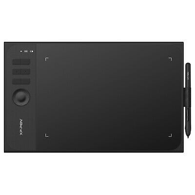 XP-Pen Star06 Wireless Graphics Drawing Tablet with 8192 Levels Pressure Stylus