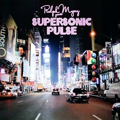 RALPH MYERZ Supersonic Pulse US heavy vinyl 2LP SEALED/NEW George Clinton Annie