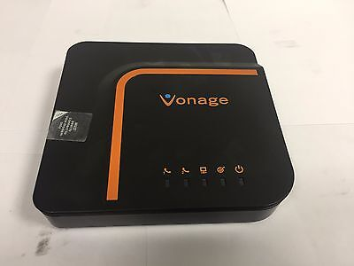 Vonage VOIP Adapter Model VDV23-VU - With Box
