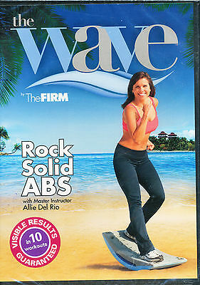 The Firm ~ THE WAVE: ROCK SOLID ABS ~ New