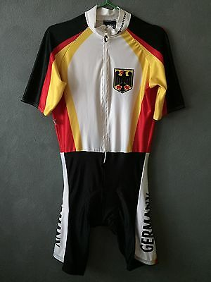 Germany Cycling race skinsuit