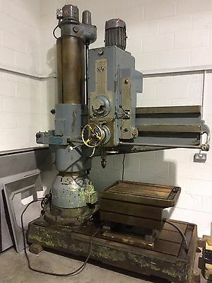 """Kitchen and Wade 4'6"""" Radial Drill"""