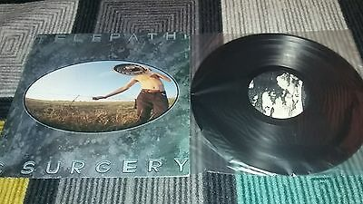 UNPLAYED ORIGINAL FLAMING LIPS TELEPATHIC SURGERY LP moby punk Beck