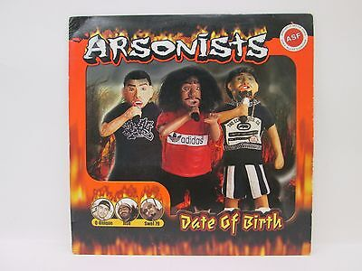 The Arsonists – Date Of BirtH - 2 × Vinyl, LP - OLE 476-1