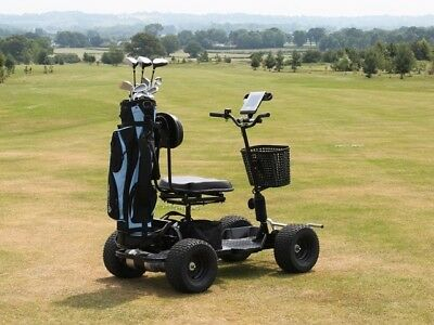 Hillman Panther Golf Buggy Ride On Electric Golf Buggy with 62ah Batteries