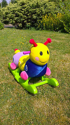 Baby Ride on Rocking Caterpillar Animal Rocker Toy