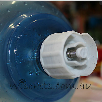 Large Automatic Pet Dog Cat Water Feeder Bowl Bottle 4/11 Litres Connector Only