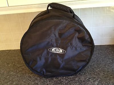 "ritter snare drum padded case used 14"" by 6.5"""