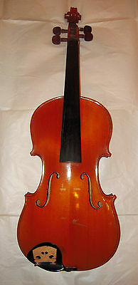 Very Nice Lot of 3 Old French Violins : MANSUY , H.DENIS , CAREL, all Full size