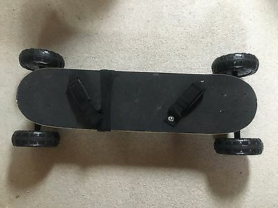 Osprey Mountainboard all terrain skateboard kiteboard