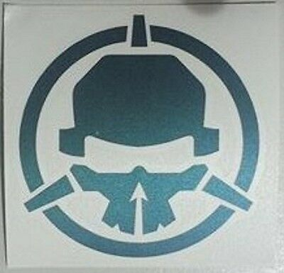 ROTOR RIOT Drone Quadcopter Racing FPV Sticker COLOUR SHIFT Decal - Medium 70mm