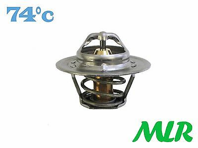 Fiesta Xr2 Escort Rs Turbo Sierra Cosworth Zetec 74° Thermostat Mlr.cy