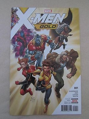X-Men Gold Issue 1, 1st print rare controversial comic