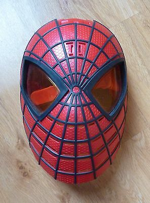 Spiderman Talking Mask, light up eyes.