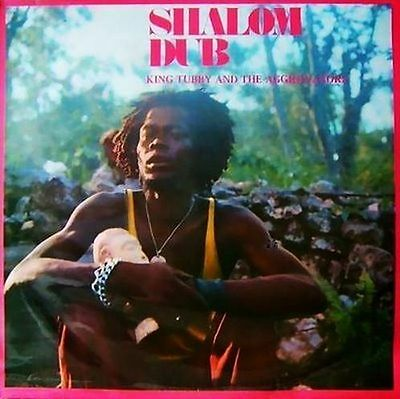 KING TUBBY * Shalom Dub LP  Neu*New *reissue of 1975 album with the Aggrovators