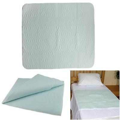 Washable Underpads Bed Under Pad Reusable Incontinent Pee Bedwetting Protector