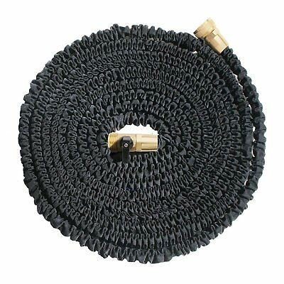 Stretch Hose PRO Expanding Garden Hose Pipe 50-75FT - Space Saving Watering NEW