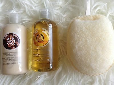 The Body Shop - Bath Set (JUMBO SIZE)