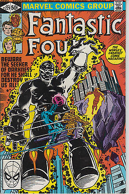 Fantastic Four 229 - 1981 - Very Fine +