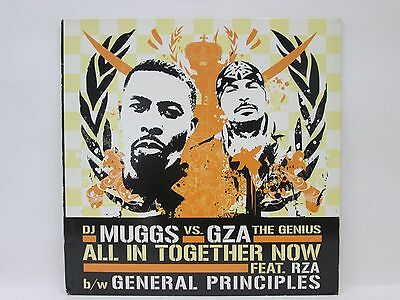 DJ Muggs vs. GZA The Genius – All In Together Now - Vinyl, 12 - UPA 3111-1