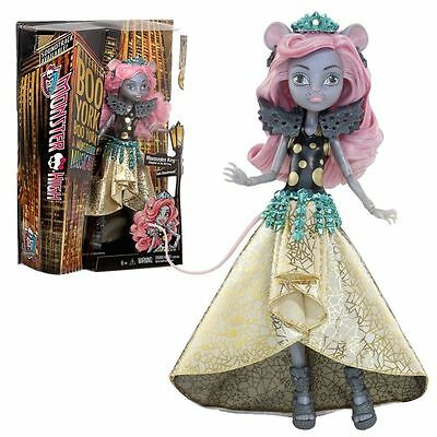 NEW Monster High Gala Ghoulfriends Boo York Mouscedes King Doll