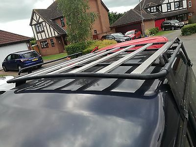 Heavy Duty Roof Rack for Land Rover Discovery Mk 2