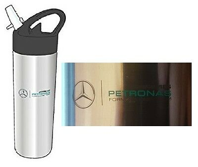 BOTTLE Sport stehlen Wasser Mercedes AMG Petronas Formula One F1  AT
