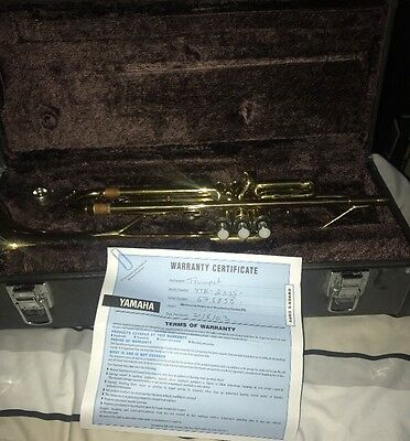 Yamaha YTR-2335 Great Beginners Trumpet