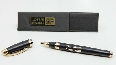 PEN Kugelschreiber Formel Formula One 1 Lotus Renault GP F1 NEU AT