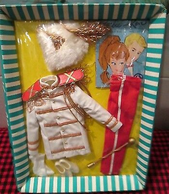 """1964 Japan~""""ken"""" Fashion~*drum Major*~#0775~New In Box~Complete+Mint Outfit~Nrfb"""