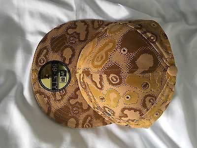 New Era Fitted Cap Size 7