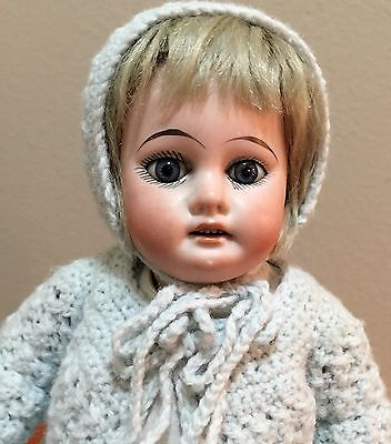 "Antique German Baby 11"" AM 1894"