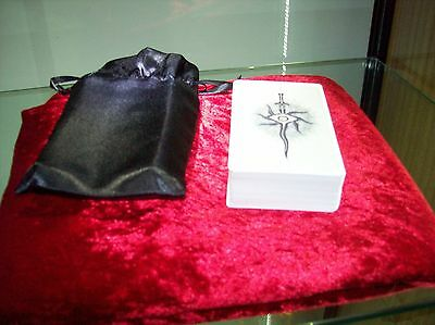 Dragon Age Inquisition Inquisitor's Edition 78 cards Arcana tarot deck in pouch