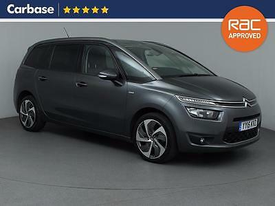 2015 CITROEN GRAND C4 PICASSO 2.0 BlueHDi Exclusive+ 5dr MPV 7 Seats