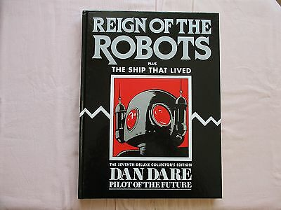 Dan Dare Deluxe Collectors Edition Vol 7 Reign Of The Robots 1993 First Edition