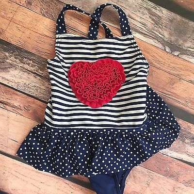 Baby Girl Swimming Costume Swim Suit 6-9 Months Matalan Holiday Summer